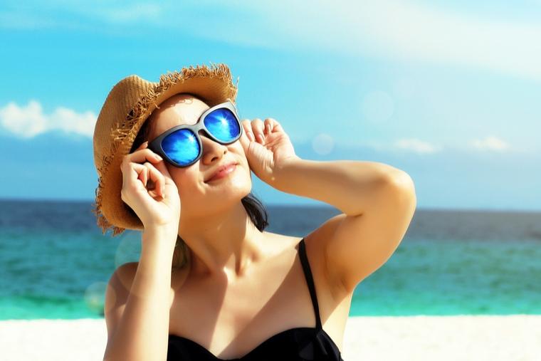 how do sunglasses work