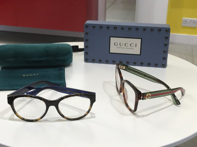 c6937448bc1 The new Gucci range has just arrived and we are all very excited about it.  If you fancy a beautiful designer start to the new year why not come in and  try ...
